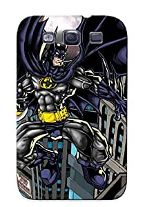 Wamsuz-4033-asxicps Batman Jump By Wolverine76 Cartoon Ic Digital Media Cartoons Fashion Tpu Case Cover For Galaxy S3, Series