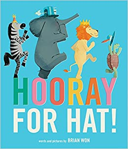 Image result for hooray for hat