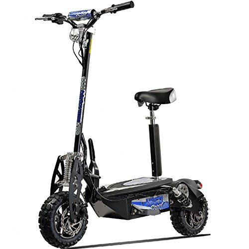 UBERSCOOT 1600 48volt Electric Scooter. Folds for transport! New Item!!