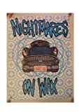 Nightmares Poster On Wax Carboot Soul The Car Boot