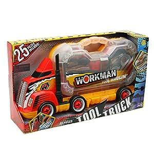 Workman Power Tools Haulin' Tool Truck