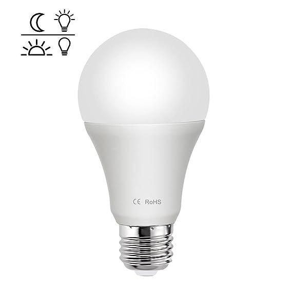 automático 265 85 LED Zehui de Lámpara sensor foco V E27 tdCrshQ