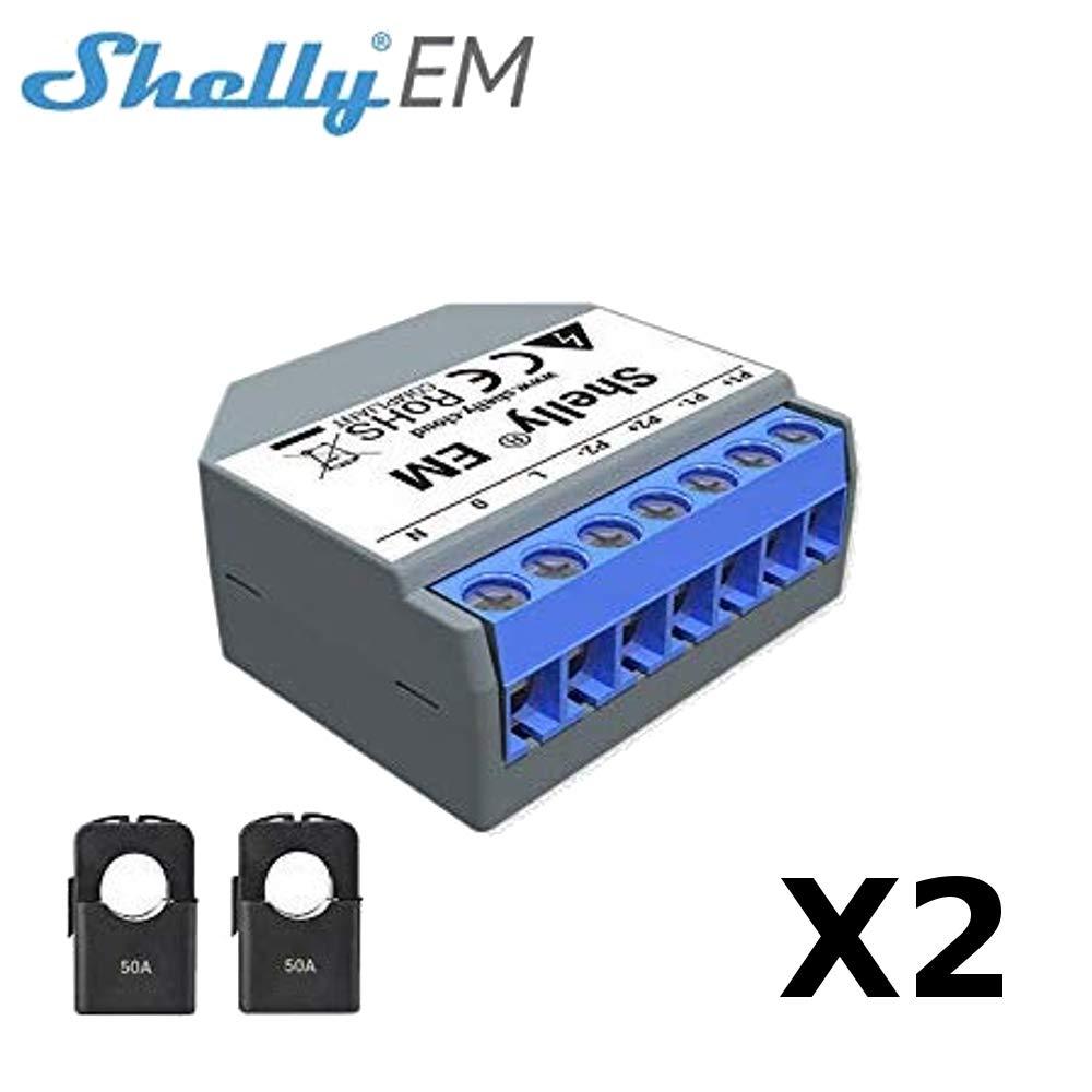 SHELLY EM 2xTI 120A