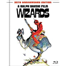 Wizards (35th Anniversary Edition) [Blu-ray Book] (2012)
