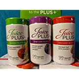 JUICE PLUS CAPSULES * ORCHARD-GARDEN-VINEYARD BLEND * 2 MONTH SUPPLY