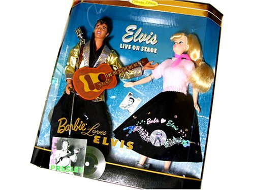 Elvis Loves Barbie