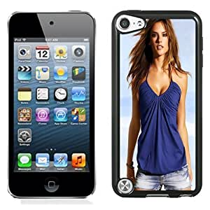 New Personalized Custom Designed For iPod Touch 5th Phone Case For Alessandra Ambrosio Victorias Secret Phone Case Cover