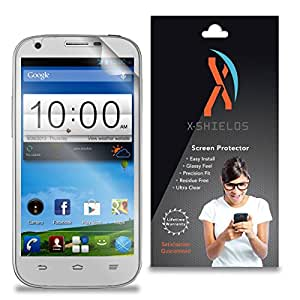 XShields (2-Pack) Screen Protectors for ZTE Blade Q Maxi (Ultra Clear)