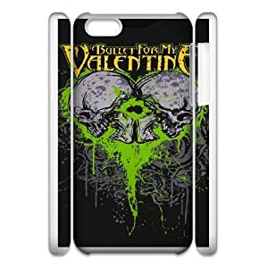 iphone5c Phone Case White Bullet For My Valentine ZGC420968