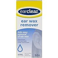 Ear Clear Ear Wax Removal Drops,