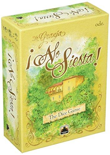 La Granja: The Dice Game -- No Siesta
