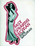 Fast Speaking Woman, Anne Waldman, 0872860817