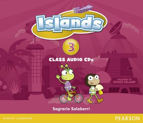 Read Online Islands Level 3 Audio CD for Pack ebook