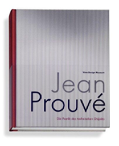 Jean Prouvé: Die Poetik des technischen Objekts Gebundenes Buch – 1. März 2006 Alexander von Vegesack Bruno Reichlin Vitra Design Museum 3931936538