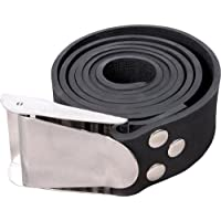 Freediving & Spearfishing Rubber Weight Belt with Stainless Steel Quick Release Buckle