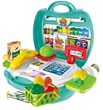 Smartcraft Cash Register Role Play Toy Set