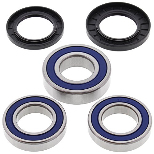 - All Balls 25-1039 Rear Wheel Bearing Kit