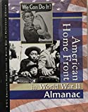 img - for American Homefront in World War II: Almanac (2005-01-01) book / textbook / text book