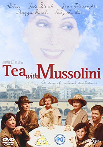 Tea With Mussolini [Import anglais] [DVD] - Seller: RAREWAVES-IMPORTS - New / Nuevo (H)