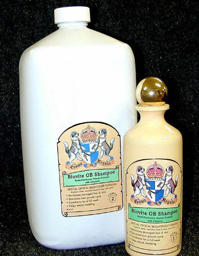 Crown Royale Biovite OB #2 Shampoo 16oz, My Pet Supplies