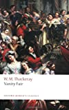 Vanity Fair, William Makepeace Thackeray, 0199537623