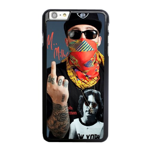 Coque,Apple Coque iphone 6 6S (4.7 pouce) Case Coque, Generic Mac Miller The Star Room Cover Case Cover for Coque iphone 6 6S (4.7 pouce) Noir Hard Plastic Phone Case Cover