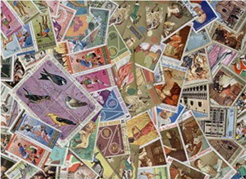 Burundi Stamp Collection - 100 Different Stamps