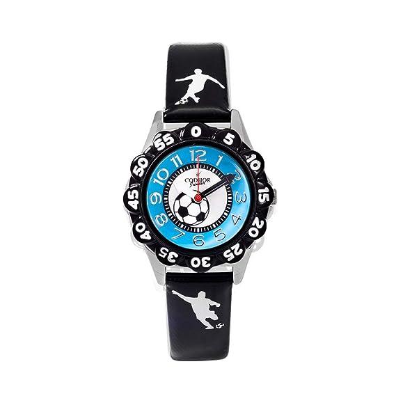 codhor te - Reloj Kid Junior CL185 - niños - Plástico - Talla única: Amazon.es: Relojes