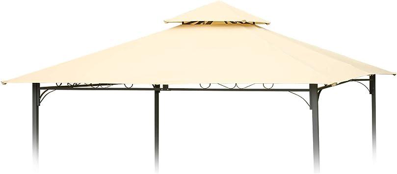 Angel Living Cubierta Superior de Repuesto para Techo de 3 x 3 m ...