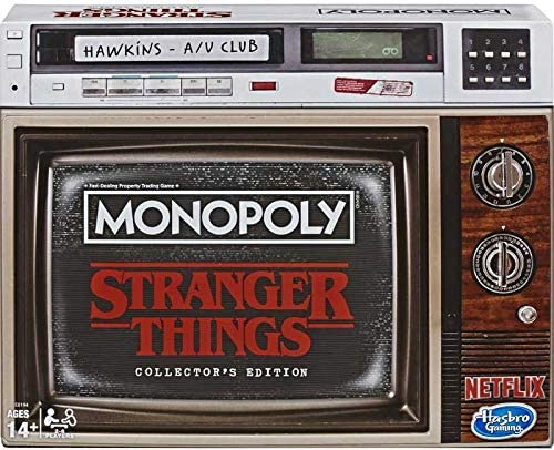 La edición Collectors Stranger Things Monopoly es más grande que nunca.: Amazon.es: Hogar