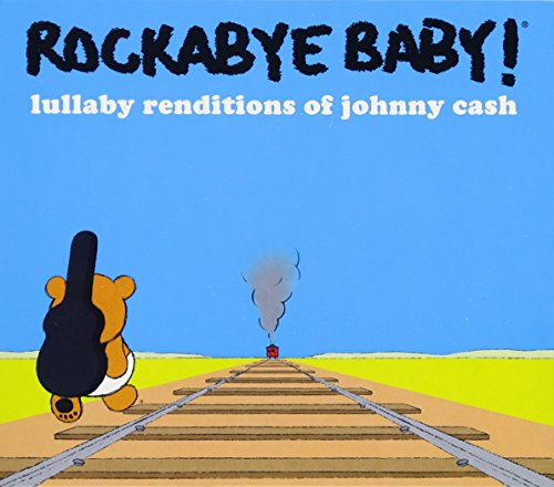 CD : Rockabye Baby - Lullaby Renditions Of Johnny Cash (CD)
