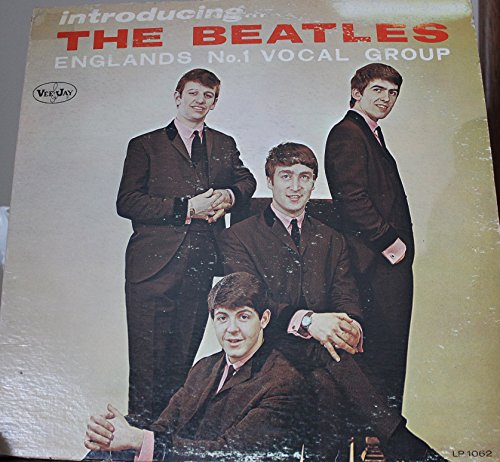 Introducing the Beatles: England's No 1 Vocal Group