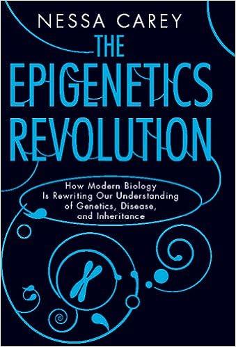 The epigenetics revolution how modern biology is rewriting our the epigenetics revolution how modern biology is rewriting our understanding of genetics disease and inheritance 1 nessa carey amazon fandeluxe Choice Image