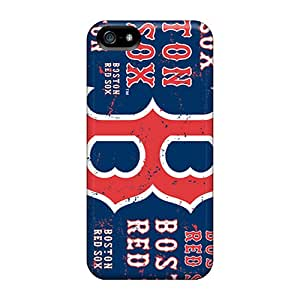 Fashionable RsrNG3358lwERr Iphone 5/5s Case Cover For Boston Red Sox Protective Case
