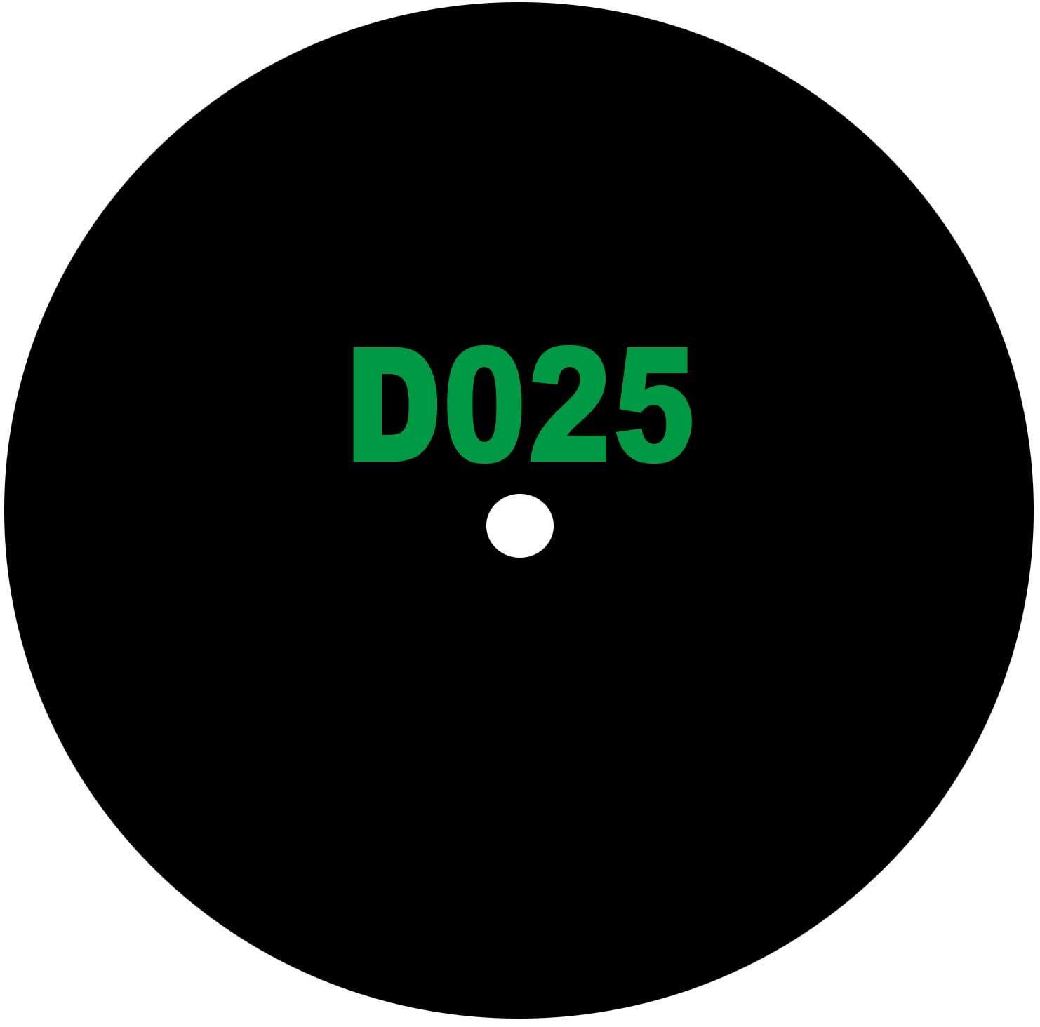 Awuko SP40F D025 10 pezzi foro a stella /Ø 410 mm grana: 150 Disco abrasivo
