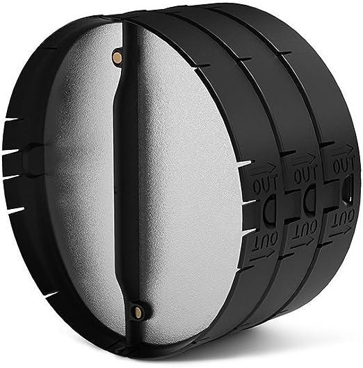 Válvula antirretorno Naber Thermobox, sistema de retención de calor, Ø125 mm (4022049): Amazon.es: Grandes electrodomésticos