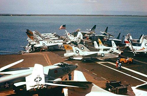 view aft flight deck u