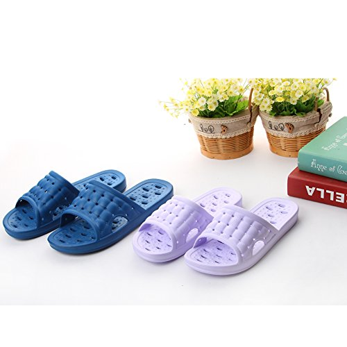 and Bath Slip Quick Slippers Non House Purple Drying Slippers Shower for Men Sandal Slippers Women 7qHYatw