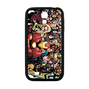 SANLSI The Initiative Avengers Design Best Seller High Quality Phone Case For Samsung Galacxy S4