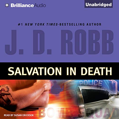 Salvation in Death Audiobook [Free Download by Trial] thumbnail