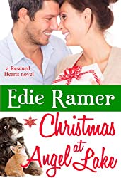 Christmas at Angel Lake (Rescued Hearts Book 2)