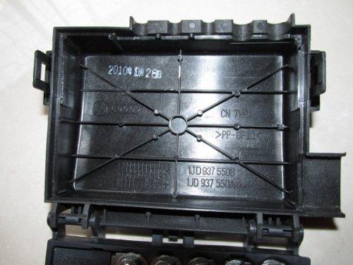 OEM Caja de fusibles Terminal de la batería para VW Golf BORA BORA Classic 1JD 937 550 A: Amazon.es: Coche y moto