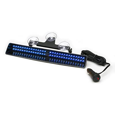 Whelen Engineering Slim-Miser LED Series Light - Blue/Blue: Automotive