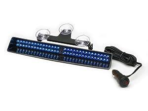 Whelen Engineering Slim-Miser LED Series Light - Blue/Blue