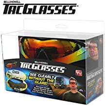 TAC GLASSES by Bell+Howell Sports Polarized Sunglasses for Men/Women, Military-Inspired As Seen On TV