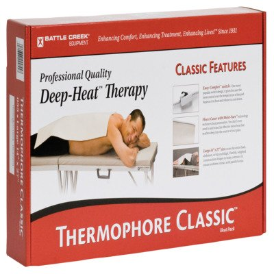 BT055EA - Thermophore Classic Deep-Heat Therapy Pack Moist Heat, Standard 14 x 27