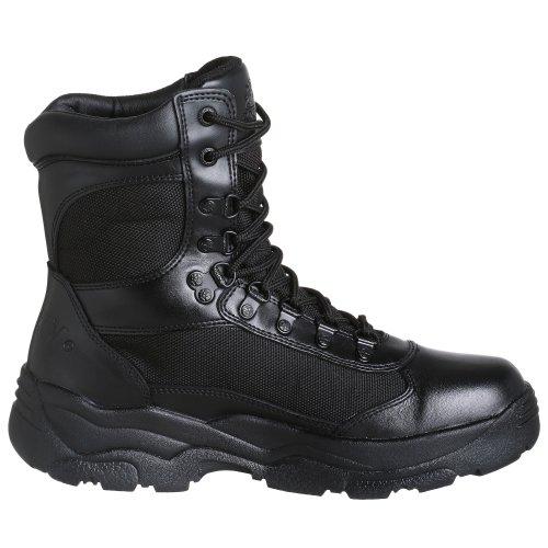 Cappuccio Da Uomo Resistente Agli Urti 8 Swat Boot Nero