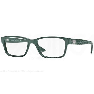 Versace Montures de lunettes Pour Homme 3198 - 5106  Green - 53mm ... 6f72d66f7651