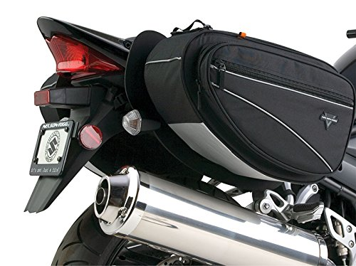 Nelson-Rigg CL-950 Deluxe Motorcycle Saddlebag (Nylon Motorcycle Saddlebags)