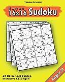 16x16 Super-Sudoku Ausgabe 02, Thomas Schreier, 1491043571